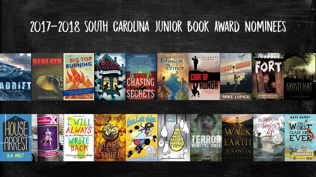 2018 lincoln award nominees.  lincoln 17_18juniorbooknominee with 2018 lincoln award nominees