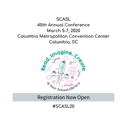 registration now open for SCASL2020